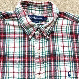 🔥🔥 vintage Ralph Lauren Plaid Shirt